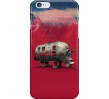 Rhino Van iPhone Case/Skin