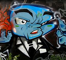 Street Art: global edition # 23 by fenjay