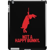 Not a Happy Bunny iPad Case/Skin