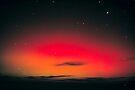 Aurora Australis by Ern Mainka