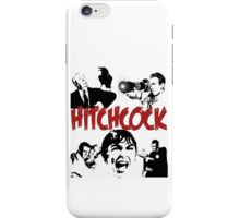 Hitchcock - collection iPhone Case/Skin