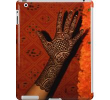 Fragments of Richness: An Indian Expose - the Mehendi iPad Case/Skin