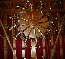 Gun wheel/wheel of guns by anaisnais