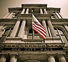 Old City Hall by Charles Dobbs Photography