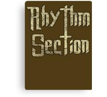 Rhythm Section Desert Canvas Print