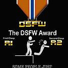 DSFW Stickers by rossco