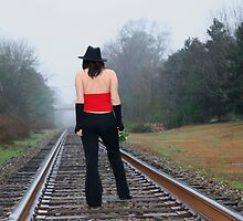 Down the Tracks by Leta Davenport