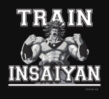 DBZ - Train Insaiyan with Broly by BreakingBadass
