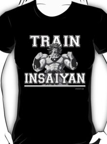 DBZ - Train Insaiyan with Broly T-Shirt