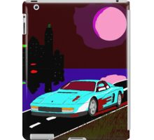 Cue the synthesizer  iPad Case/Skin