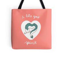 Haku Valentine Tote Bag