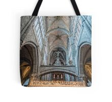 Vaults of Avila Cathedral Tote Bag