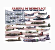 Arsenal of Democracy Kids Clothes