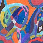 """Color Rush"" by Rebekah  McLeod"