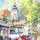 A Beautiful Car In Szentendre by Goodaboom