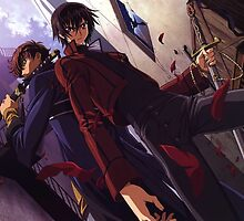 Code geass by Kougami-Sama