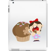 greedy iPad Case/Skin