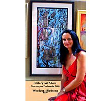 Mornington Peninsula Rotary Art Show 2008 Photographic Print