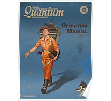 Quantum Tunnelling Device Poster