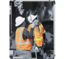 Gee Vern...can I poke it with this here stick? iPad Case/Skin