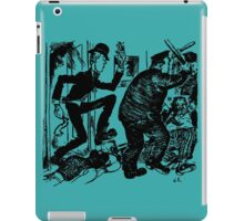 The Mourning After iPad Case/Skin