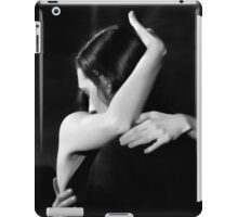 Tango in Black iPad Case/Skin