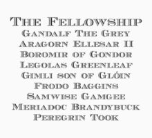 The Fellowship by bluEyedbadger