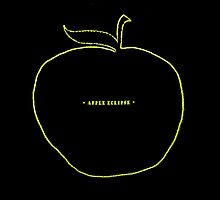 Serie 3/4. Nº 23 Apple Eclipse by ayay
