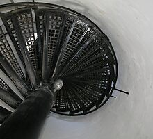 Stairs in the Lighthouse (3) by Cheyenne