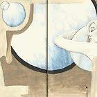 Sketchbook Jak, 54-55 by AnnaAsche