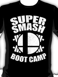 Super Smash Boot Camp T-Shirt
