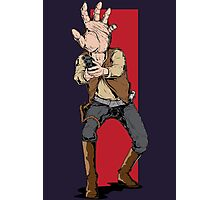 Hand Solo! Handt Rebel Fighter Photographic Print