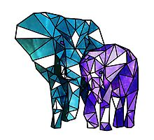 Origami Elephants by Endangered