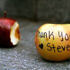 Steve Jobs  I  by Mart Delvalle