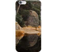 Tidal River Reflections iPhone Case/Skin