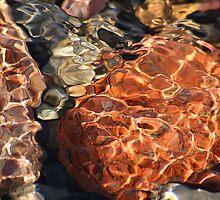 Reflections Glen Coe by Kenart