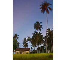 Unawatuna - Sri Lanka Photographic Print