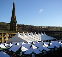 Halifax Christmas Market by shakey