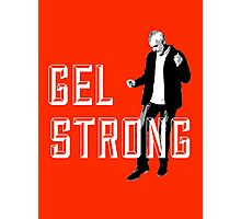 Gel Strong - Knockout Photographic Print