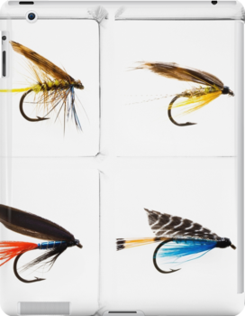 Fly Fishing Lure by Andrew Bret Wallis