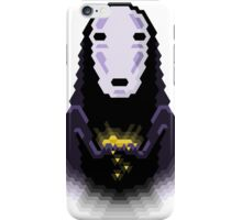 Trixel No Face iPhone Case/Skin