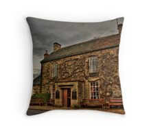 The Rockingham Throw Pillow