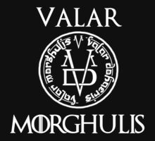 Game Of Thrones-Valar morghulis Kids Clothes