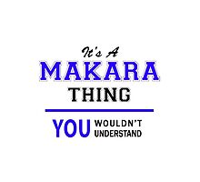 It's a MAKARA thing, you wouldn't understand !! by thestarmaker