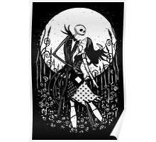 Halloween Love Poster