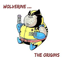 Wolverine... the origins by Kick