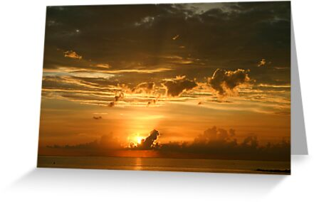 Lido Key Sunset by MMerritt
