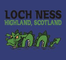 LOCH NESS by IMPACTEES