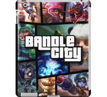 Bandle City (GTA Style) iPad Case/Skin
