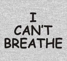 I CAN'T BREATHE - LeBron James, Kyrie Irving RIP Eric Garner by shirtsforshirts